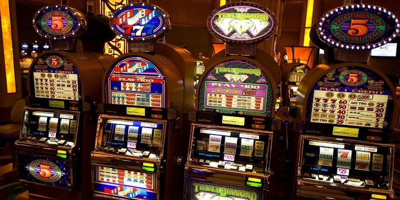 Азартные игровые автоматы слоты