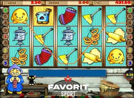 сайт игровые автоматы бесплатно